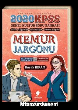 2020 KPSS Memur Jargonu  Genel Kültür Soru Bankası