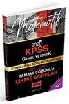 2020 KPSS Matematik Konularına Göre Düzenlenmiş Tamamı Çözümlü Çıkmış Sorular