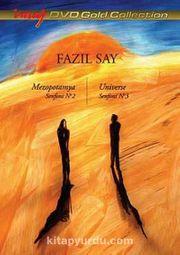 Mezopotamya Senfoni No2 - Universe Senfoni No3 (Dvd)